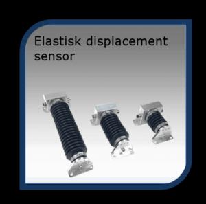 ElastiSense elastisk displacement sensor
