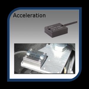 Acceleration - måleteknik