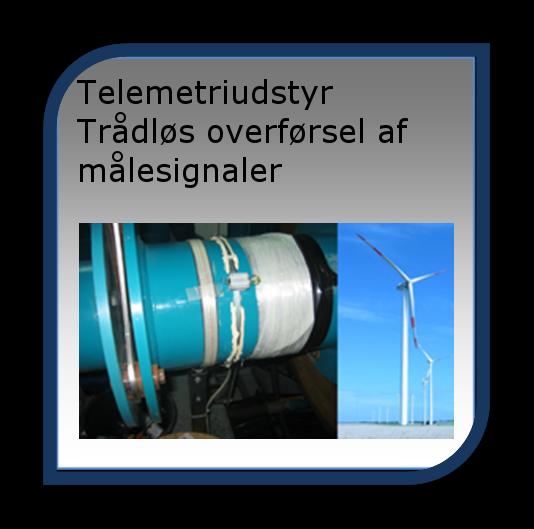 Telemetriudstyr - måleteknik