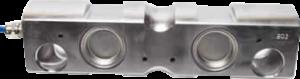 VC3500 dobbelt shear beam, 2 - 20 t. Til stor silo og tank. Modstands dygtig overfor belastning udenfor aksen. IECEX godkendt. Fødevare, plast, medicin industri, maling, biomasse og off shore.