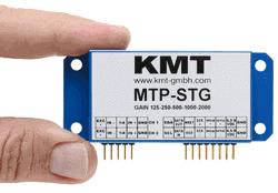 Billede af wireless transmission multikanal telemetrisystem for roterende  applikationer